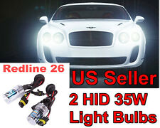 2 HID Bulbs for GMC 88-95 h1 h3 h4 h7 h8 h9 h10 h11 h13 9004 9005 9006 9007 880