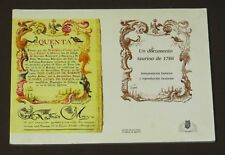 Documento Taurino De 1766 Mexico 1994 History Bullfighting New Spain Cattle