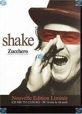 Zucchero Shake PLAN MEDIA france french PRESSKIT promo advert (no cd no dvd)