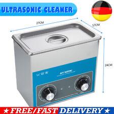 GT SONIC PROFESSIONAL ULTRASONIC CLEANER Ultraschallreiniger mit 3 l Tankinhalt