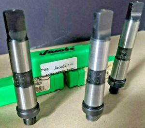 "JACOBS CHUCK ARBOR A02842 M.T. 1/2""X20THD. (NEW OLD STOCK) ***LOT OF 3***"