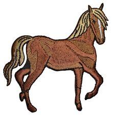 "Horse Applique Patch - Horseback Riding, Equestrian Badge 3"" (Iron on)"