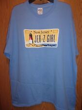 JER Z GIRL blue XL t shirt Shore to PLEASE
