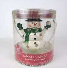 Yankee Candle Snowman Luminary Tea Light Holder 1326051