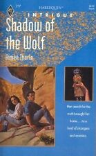 Shadow Of The Wolf (Harlequin Intrigue, No 217)