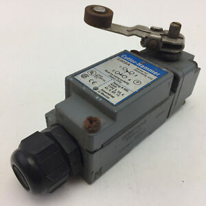 CUTLER HAMMER E50SA Limit Switch Series 2 1xNO 1xNC