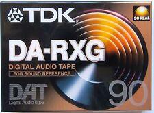 CINTA VIRGEN DAT TDK DA-RXG 90