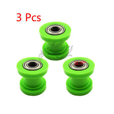 3x Motorcycle Chain Roller For CRF XR 50 KLX110 SSR Atomik Thumpstar 50cc-250cc
