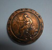 United Kingdom old coin 2 pence 1797  Cartwheel