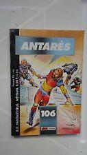 BD PETIT FORMAT ANTARES  N°106 DE 1987 MON JOURNAL
