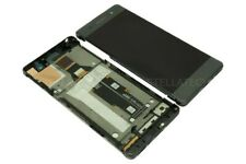 Original Sony Xperia XA Dual F3112 - Display LCD Touchscreen + Rahmen Schwarz