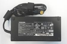Genuine Toshiba 180W Charger AC Adapter 19V 9.5A for Qosmio Model: PA3546E-1AC3