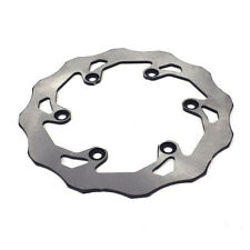 Stainless Steel Rear Brake Disc Rotor For Yamaha TTR250 YZ125 YZ250 YZF R1 R6