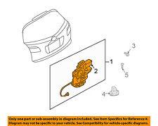 Liftgate Tail Tailgate Trunk-Lock Actuator Latch Release 90500AQ000