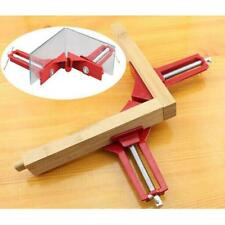 Hot 90° Right Angle Clamp 100mm Mitre Picture Frame Corner Clamp Holder Hand Kit