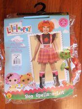 NEW Lalaloopsy Bea Spells A Lot Doll Child Dress Up Costume - Sz. 3/4