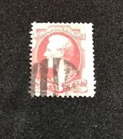 US Stamps Scott #137 Used