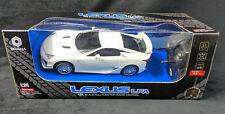 Braha Lexus LFA 1:24 Scale Full Function Radio Control Car 49 MHz White