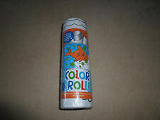 """Mini Color Roll~Includes 6"""" X 55"""" Color Roll & 4 Crayons~Ages 4+, NEW IN PACKAGE"""