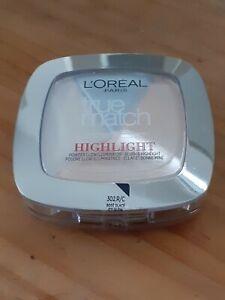 L'OREAL True Match Blush & Highlight Powder Glow Illuminator - Icy Glow