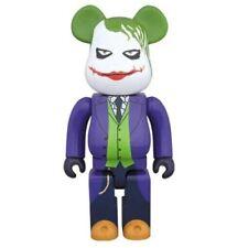 400% 28Cm Bearbrick Joker The Clown Action Figures Cartoon Blocks Bear Dolls