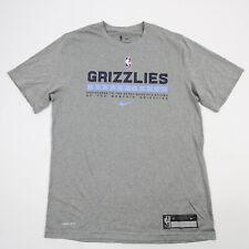 Memphis Grizzlies Nike NBA Authentics DriFit Short Sleeve Shirt Men's