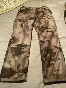Cabela's Outfitter Camo Dry-Plus Silent Insulated Hunting Pants