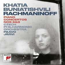 Buniatishvili  Khatia - Rachmaninoff: Piano Concerto No. 2 In C Minor  NEW CD
