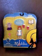 Madeline Doll La Petite Sweet Treats Figure Set - Over 9 pieces! - New!