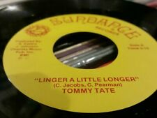 Tommy Tate Linger A Little Longer/ im wrapped up..modern northern soul