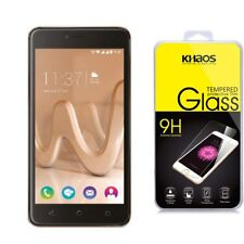 KHAOS Ballistic HD Tempered Glass Screen Protector For Wiko Lenny 3 Max