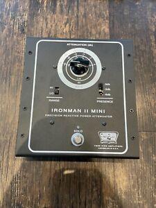 iron man ii mini attenuator tone king guitar pedals