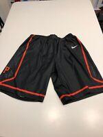 Game Worn Used Princeton Tigers Nike Basketball Shorts Size 3XL