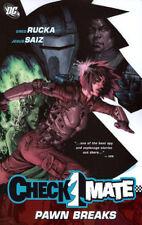 Checkmate Pawn Breaks TP Volume 4 - DC Comics Graphic Novel - BRAND NEW - Vol 04