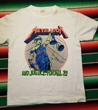 Vintage Metallica JUSTICE FOR ALL T SHIRT