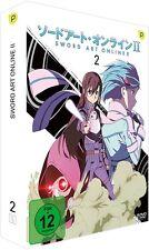 Sword Art Online - Staffel 2 - Vol.2 - Episoden 8-14 - DVD - NEU