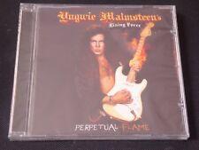 Yngwie Malmsteen Rising Force - Perpetual Flame ALCATRAZZ STEELER G3 ICED EARTH