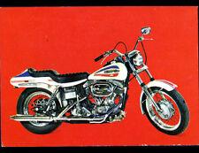 MOTO HARLEY DAVIDSON SUPER GLIDE 1200 CM3 / Carte postale