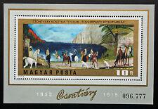 Timbre HONGRIE - Stamp HUNGARY Yvert et Tellier Bloc n°104 n** (Y2)