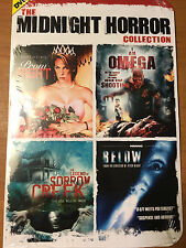 The Midnight Horror Collection, Prom Night,Sorrow Creek,Below,I am Omega