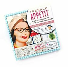 THE BALM APPETIT EYE SHADOW PALETTE (100 % authentic)