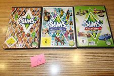 Die Sims 3: Basisspiel + Lebensfreude + Gib Gas > PC Spiel  Erweiterung (14)