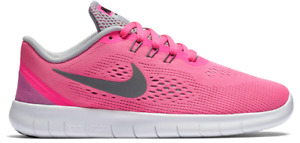 Nike Free RN Run Running Sport Shoes Trainers Sneaker Run pink 833993 600 SALE