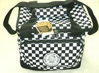 Vans U.S. Open of Surfing 2020 Huntington Beach Checkerboard Cooler Black White
