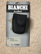 bianchi accumold Pager/Glove Pouch Black 18481