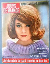 ►JDF 283/1960 - FRANCOISE DORLEAC - CATHERINE SPAAK - ANOUK AIMEE - YUL BRYNNER