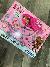 LOL Surprise Cool Jewels Bracelet & Necklace Making Set New Boxed LOL DOLLS