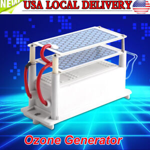 20G Commercial Ozone Generator Industrial Air Purifier Ceramic Plates 55db