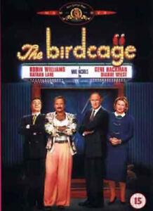 The Birdcage DVD (2000) Robin Williams, Nichols (DIR) cert 15 Quality guaranteed