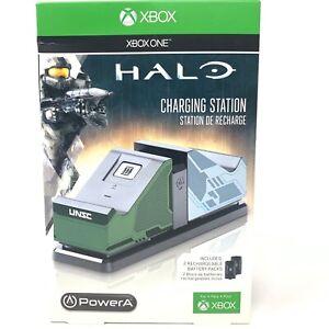 PowerA Xbox One HALO Charging StationFACTORY SEALED NIB!